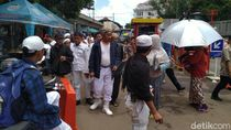 Massa 212 Mulai Padati Masjid Istiqlal Jelang Aksi di Monas