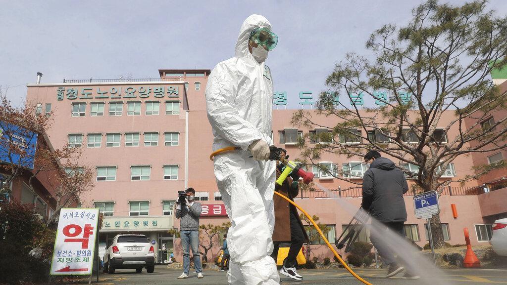 Bertugas di Korsel, Tentara AS Ikut Terinfeksi Virus Corona COVID-19