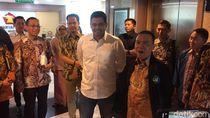 Sambangi F-Gerindra di DPR, Bobby Nasution: Bahas Medan