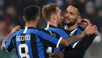 Tanpa Suporter pun, Inter Tetap Perkasa