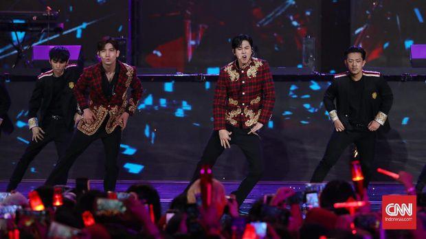 TVXQ Sudah Anggap Cassie Indonesia Seperti Keluarga