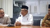 74 WNI di Diamond Princess Akan Dijemput, Maruf: Presiden Tentukan Caranya