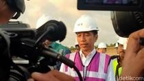 Cek Proyek Tol Pertama Aceh, Jokowi Targetkan 14 Km Bisa Buat Mudik