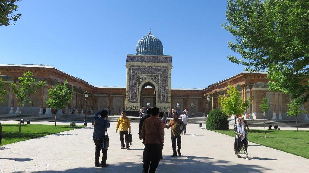 Bukhara di Uzbekistan Jadi Ibu Kota Kebudayaan Islam 2020
