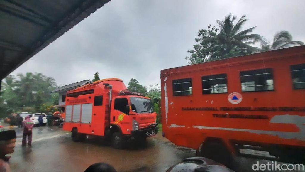 Siswa SMPN 1 Turi Hanyut di Sungai Sleman, Ini Update Basarnas