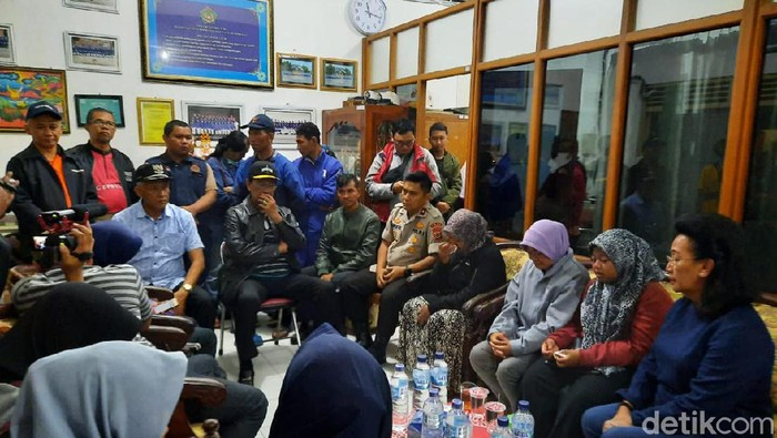 Sri Sultan HB X datangi SMPN 1 Turi Sleman, Jumat (21/2/2020)