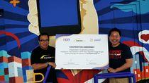 Duet Jembatan Emas-Paxel Sediakan Modal Usaha Bagi Pelaku UMKM