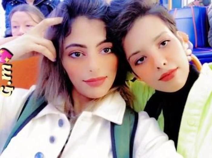 Nanz dan Fad, pasangan lesbian yang terancam hukuman mati di Arab Saudi.