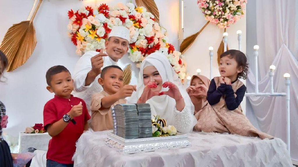 Nikahi Adik Ipar dengan Mahar Fantastis, Ini Asal Uang Polisi Aceh yang Viral