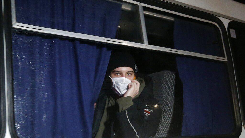 Ukraina Dapat Bantuan Masker, Ventilator dan Alat Tes Corona dari China