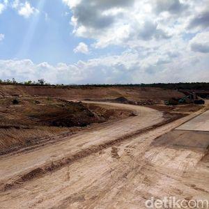 Mau Dicek Jokowi, Ini Proyek Simpang Susun Blang Bintang di Aceh