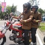 Lebih Keren Motor Gibran Rakabuming atau Bagyo Wahyono