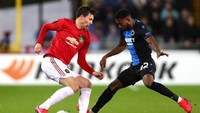 Club Brugge Vs Man United: Lihat Lagi Gol yang Jebol Gawang MU