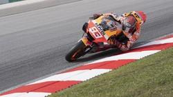 Marquez Tanggapi Komentar Nyinyir Motor Honda Cuma Dibuat Untuknya