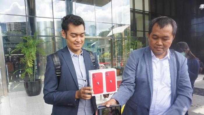 MAKI serahkan iPhone 11 Hadiah Sayembara ke KPK