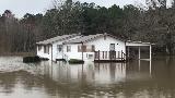Video Ratusan Rumah di Amerika Serikat Terendam Banjir
