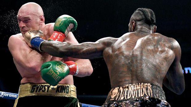 Deontay Wilder akan berlibur ke Afrika sebelum menghadapi Tyson Fury.