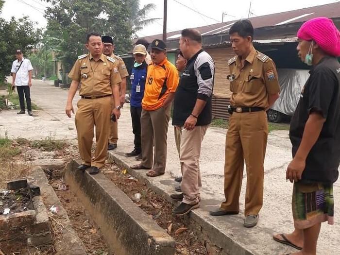 Camat Kalidoni Palembang, Arie Wijaya (Dok. Istimewa)