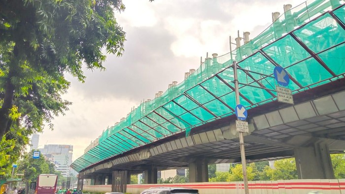 LRT Jabodebek Lintasan Rasuna Said-Dukuh Atas
