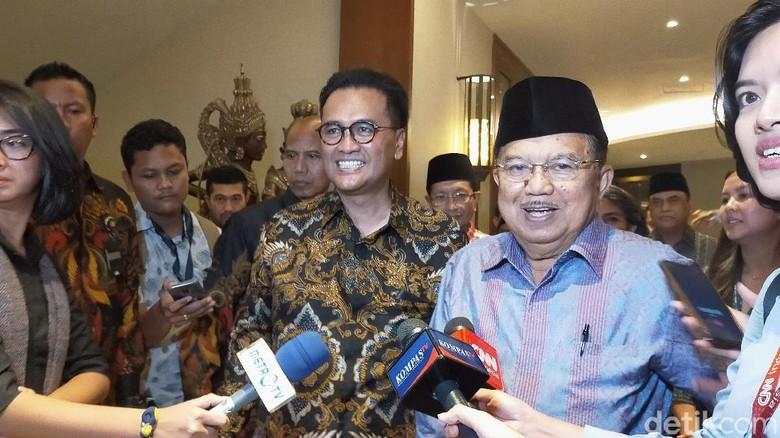 Ketua Dewan Masjid Indonesia, Jusuf Kalla