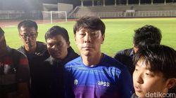 Shin Tae-yong ke Timnas U-19: Jaga Pola Makan saat Lebaran