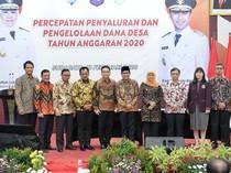 Mendes Tekankan Percepatan Penyaluran Dana Desa di Wilayah Jawa Timur