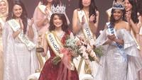 Foto: Pesona Carla Yules, Juara Miss Indonesia 2020 dari Sulsel