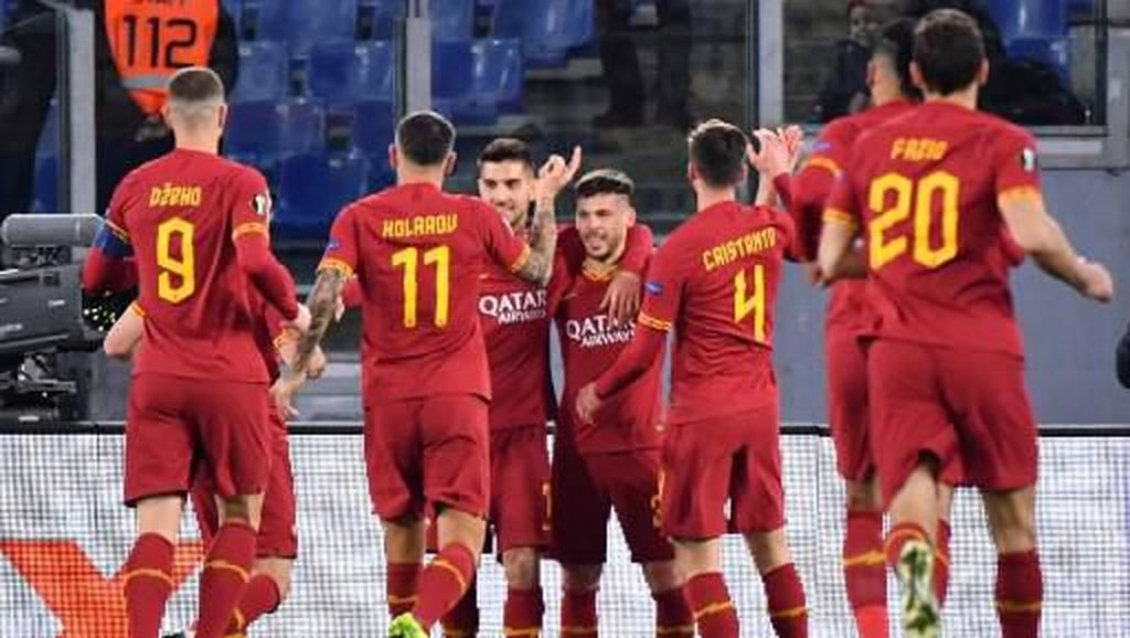 AS Roma Vs Gent: Giallorossi Menang Tipis 1-0