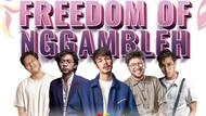 Poster Konser Band Jebakan di Yogya Viral, Ini Respons Desainer