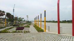 Tentang Sungai Banjir Kanal Barat Semarang yang Disulap Jadi Tempat Wisata