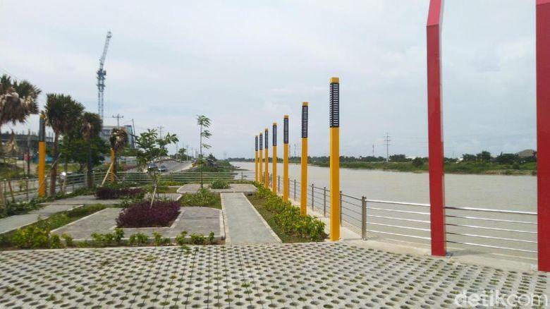 Sungai BKT Semarang