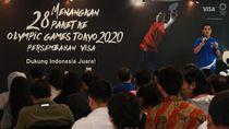 Manjakan Nasabah Nonton Olimpiade 2020 di Jepang