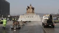 Kemlu Imbau Warga Tak Liburan ke Korsel Terutama Daegu