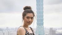 Foto: Gaya Liburannya Carla Yules, Miss Indonesia 2020
