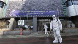 Sudah 7 Orang Meninggal Akibat Virus Corona di Korsel, 763 Orang Terinfeksi