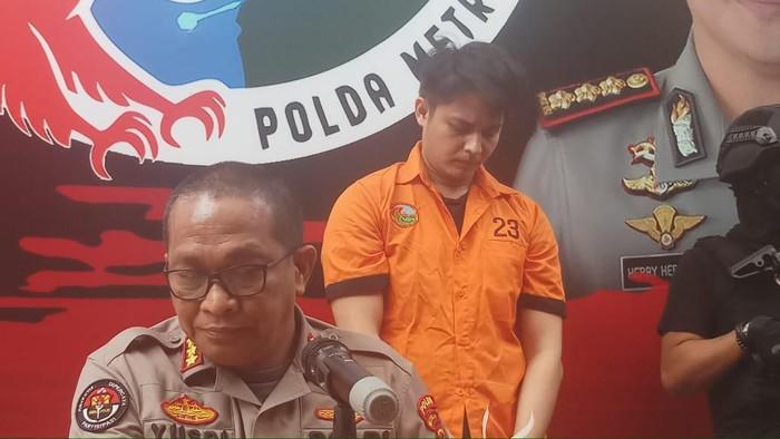Aulia Farhan ditangkap karena narkoba