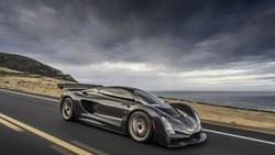 Ngeri, Mobil Ini Punya Tenaga Lebih dari 1.200 dk, Buat Apa Coba?