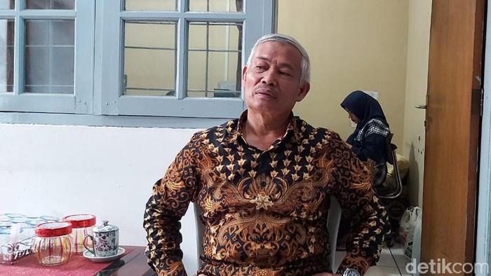 Sekretaris MUI Jabar Rafani Achyar