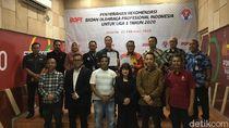 BOPI Serahkan Surat Rekomendasi Liga 1 2020 ke PT LIB