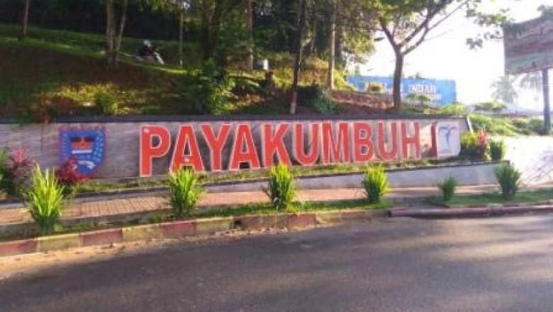 Rest Area Ngalau Indah Payakumbuh, Sumbar