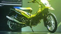 Suzuki Smash Versi Trail Diluncurkan, Ini Penampakannya