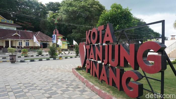 Ilustrasi Kota Tanjungpinang