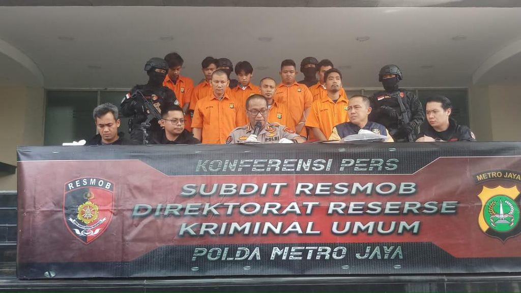 Begal Viral yang Nyaris Bacok Korban di Bekasi Ditangkap Polisi!