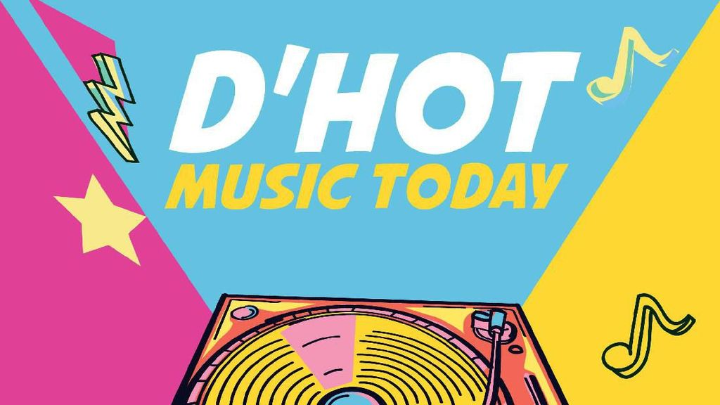 Coldplay hingga MONSTA X, 10 Lagu Pilihan Minggu Ini