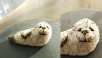 Onigiri Unik Bentuk Kucing hingga Alien Buatan YouTuber Jepang