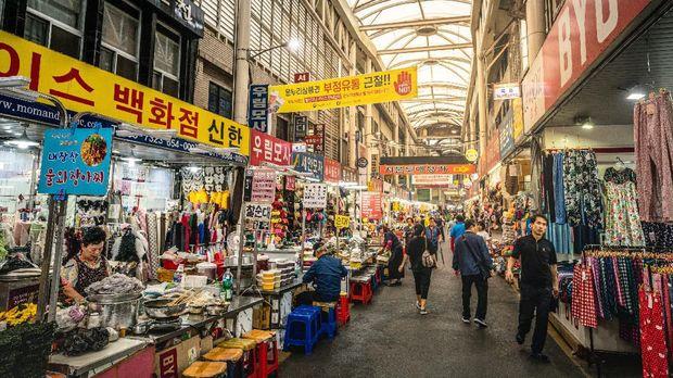 7 Wisata di Daegu, dari Pasar Tekstil sampai Pasar Obat