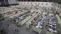 WHO Tingkatkan Risiko Global untuk Virus Corona ke Level Maksimum