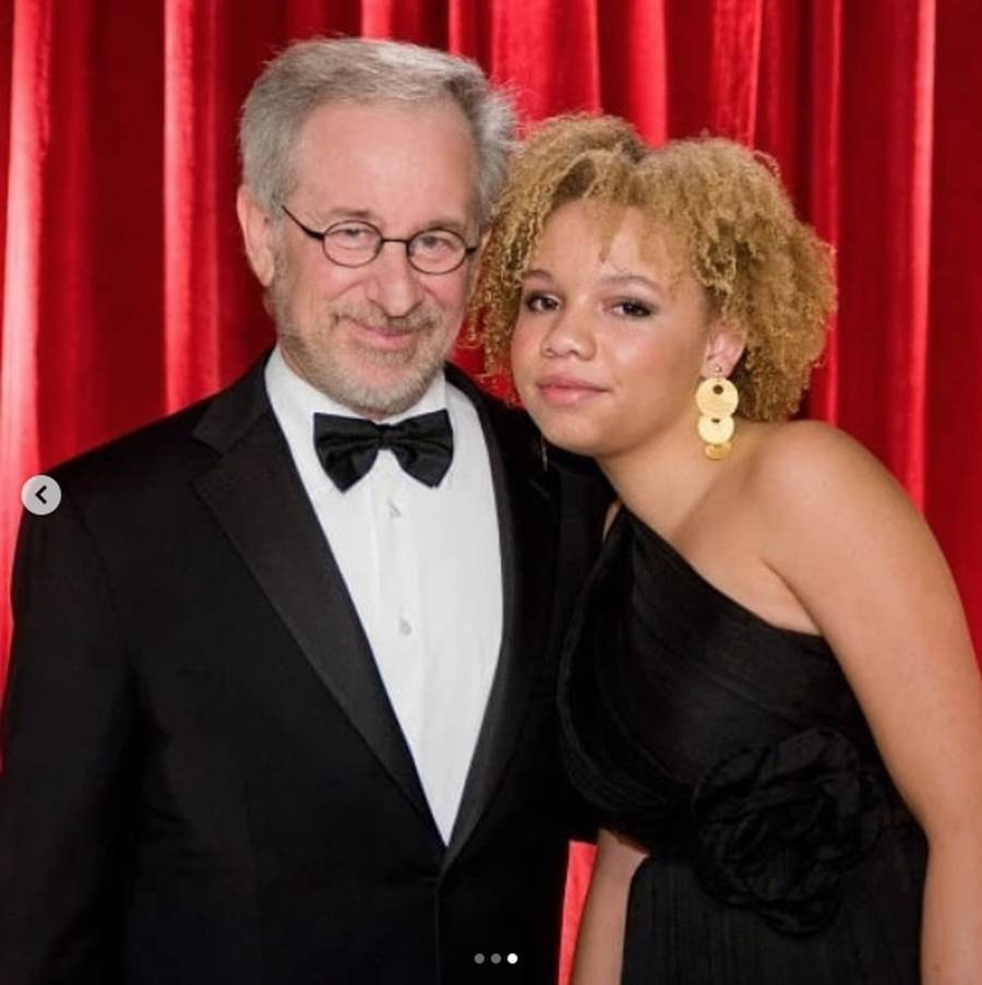 Mikaela Spileberg, putri sutradara Steven Spielberg.