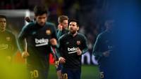 Dengan Performa Sekarang, Barcelona Tak Mampu Bersaing di Liga Champions