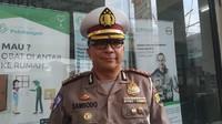 Dirlantas Polda Metro Ungkap Alasan Pembatasan Diterapkan di Jl Asia Afrika